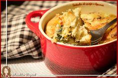 Tortinha de queijo e legumes da Amehlia Digital. Vegetable and Cheese Home Pie.