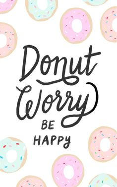 Doughnut Wallpaper Doughnut Wallpaper