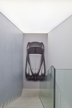 Lighting Design and Light Art Magazine Image    BMW showroom by Mindseye Lighting Design  290512 bmw paris 0053 resize