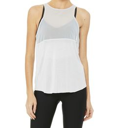Cool Outfits, Casual Outfits, Stretching, Activewear, Athletic Tank Tops, Gym, Pretty, Fitness, How To Wear