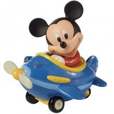 """""""Let Your Heart Soar"""" Mickey Mouse Figurine - Precious Moments"""