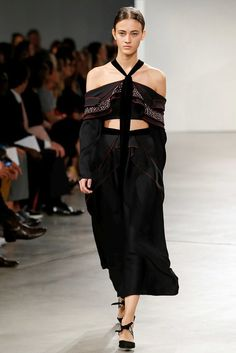 Proenza Schouler Spring 2016 Ready-to-Wear Collection Photos - Vogue