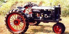 Farmall F12   ..rh