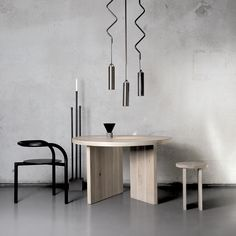 """A sculptural new collection by the Australian design studio Page Thirty Three answers the question: """"What would Darth Vader have at his beach house?"""""""