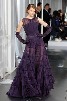 Fashion Week Paris 2012 : Défilé Dior