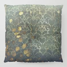 Autumn Rust Floor Pillow by spacefrogdesigns Floor Pillows, Throw Pillows, Cute Gifts, Rust, Autumn, Artwork, Beautiful Gifts, Toss Pillows, Work Of Art