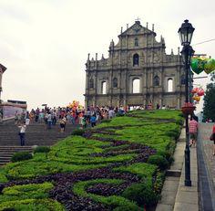 La última colonia europea en Asia de pasado portugués es ahora la capital oriental del juego: Macao (China)