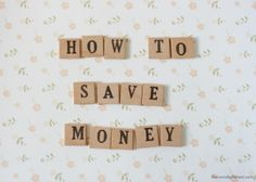 How to save money! Tips from a shopaholic!