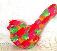 Toy Stuffed. Stuffed Bird. Stuffed Cat. by PhytoBeautyCosmetics