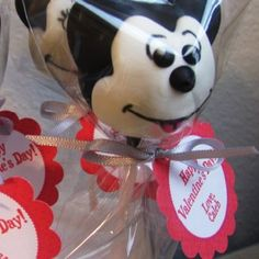Minnie Mouse Table Centerpiece Decoration Kit Diy By Blueskygirls Cake  cakepins.com