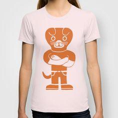 Buff Cheeto T-shirt by Jason G. Sturgill - $22.00