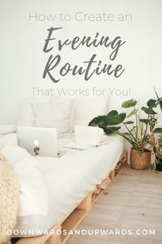 Not everyone else's evening routine will work for you and your family. So how do you find an evening routine that works for you? Check out these tips! Nursery Signs, Nursery Wall Decor, Diy Wall Decor, Home Decor, Diy Wood Signs, Rustic Signs, Wall Signs, Make Your Own Sign, Wood Supply