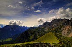 Gehrenspitze | Flickr - Photo Sharing!