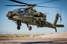 TNI-AD AH-64 Apache