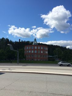 Gustavsbergs bibliotek,Runda Huset