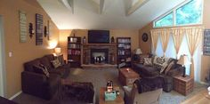 Chalet vacation rental in Pocono Lake, PA, USA from VRBO.com! #vacation #rental #travel #vrbo