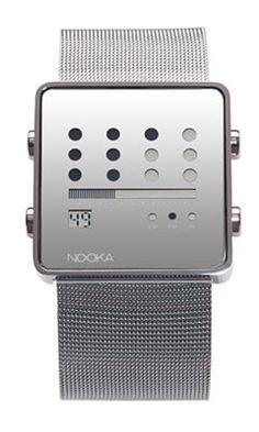 Nooka V Series Zot Watch