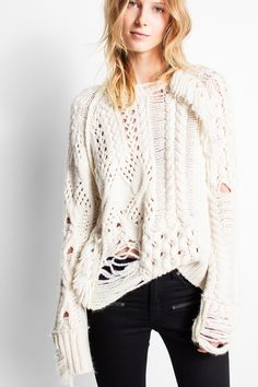 Pullover Kary Trs | Zadig & Voltaire