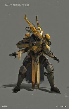 Archon Priest