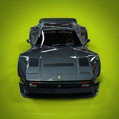 Ferrari 288 Gto, Ferrari Daytona, Ferrari Laferrari, Ferrari Logo, Car Throttle, Wide Body, Modified Cars, Amazing Cars, Sport Cars