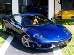 Ferrari 360 Modena  www.muskimagazin.com
