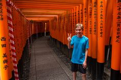 Welcome to Japan! First day in Japan, eating sushi, TMI with Japanese toilets, visiting Fushimi Inari Taisha, figuring out how to get from Osaka to Kyoto.