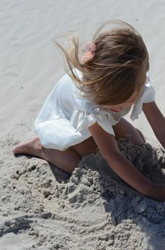 Precious Child ~ Beach Days