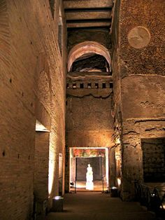 remains of Domus Aurea by Emperor Nero #AncientRome #VonGiesbrechtJewels