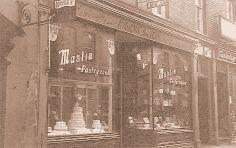 Mastins, Downham Market, Norfolk: Where the Dalston County Secondary Grammar School for Girls, Hackney, London were evacuated in WW2.