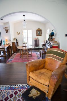 Joey and Gerard's France Meets California Mountain Cottage