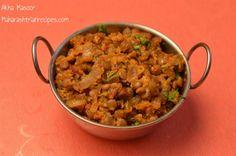 Akha Masoor Recipe