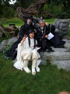 Arang and the Magistrate - Heavenly Family