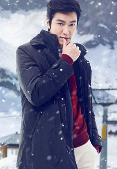 Lee Min Ho for FILA.