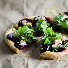 Beetroot and goats cheese are a match made in heaven! These delicious tarts are perfect for a light spring lunch paired with a wonderfully fresh pear and rocket salad, and perhaps a glass of chilled sauvignon blanc!