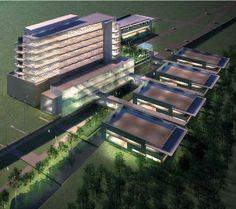 Cancer Center/Hospital/Cancer Research Institute (Identity Confidential) HKS, Inc.