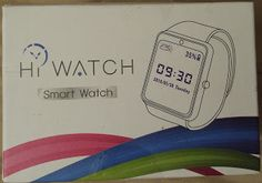 Heather Speaks Out: Hiwatch Bluetooth Android Smart Watch Review