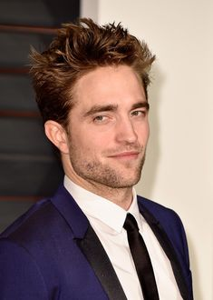 Harry Potter Stars Then and Now - Robert Pattinson (Now)