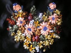 Awesome Embroidery ribbons - 50 Pics | Curious, Funny Photos / Pictures