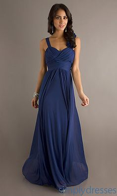 Shop Simply Dresses for cheap evening gowns for prom or party. Long flowing evening gowns and long formal dresses for prom. Cheap Formal Dresses Long, Royal Blue Formal Dresses, Formal Dresses Online, Formal Skirt, Formal Prom, Formal Gowns, Formal Wear, Blue Dresses, Straps Prom Dresses