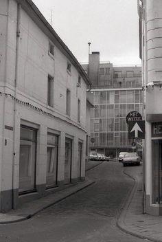 De verdwenen Kerkpleinstraat in de jaren zestig