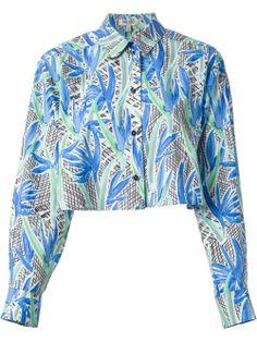 KENZO floral printed shirt $347.50