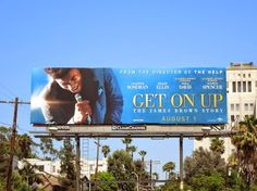 Get On Up movie billboard