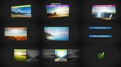 Corporate slideshow opener