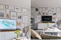 Jak stworzyć galerię ścienną? ~ Od inspiracji do realizacji Gallery Wall, Blog, Home Decor, Decoration Home, Room Decor, Blogging, Home Interior Design, Home Decoration, Interior Design