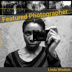 Street View Photography Interview with Linda Wisdom | London, UK