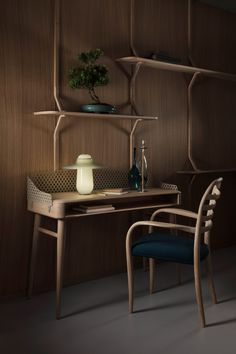 """Edburton Desk - Revised New design brand Revised is """"clearly influenced by things from the past"""" says Casper Vissers"""