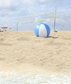 Opblaasbare strandbal - Opvallen tijdens het Zomercarnaval!