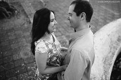 e-session - sessão pré casamento de Ana Caroline e Tiago no Passeio Público e Praia de Iracema em Fortaleza-CE por Arthur Rosa