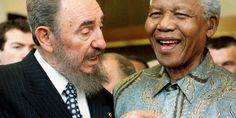 Why Nelson Mandela Loved Fidel Castro - Americans generally view Nelson Mandela as a hero and Fidel Castro as a villain. Mandela saw things differently.