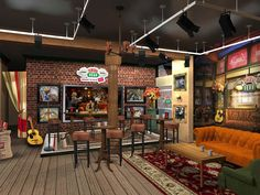 A real-life Central Perk is (finally) coming to NYC